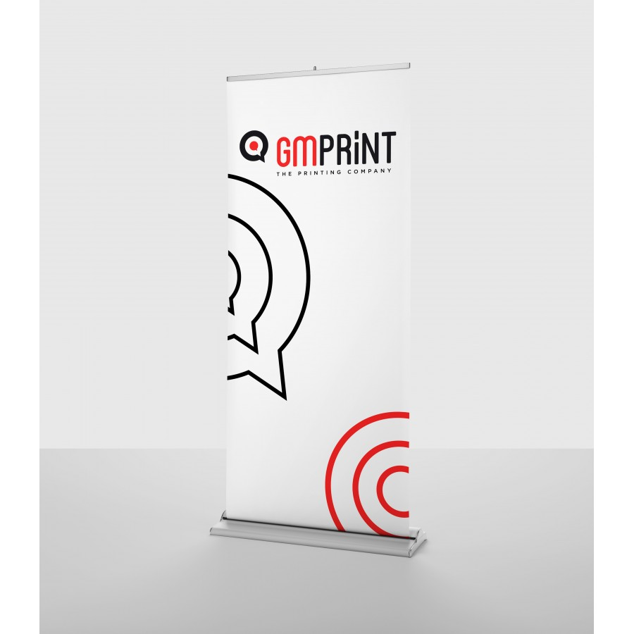 Roll Up Banner 200 * 200 εκ. Roll Up banner